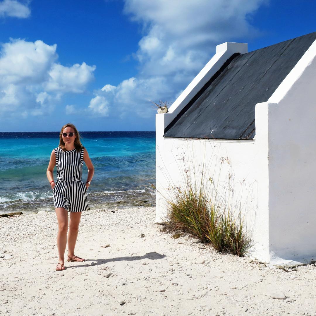 Gelezen en gezien op Bonaire: slavenhuisjes (hotspot)