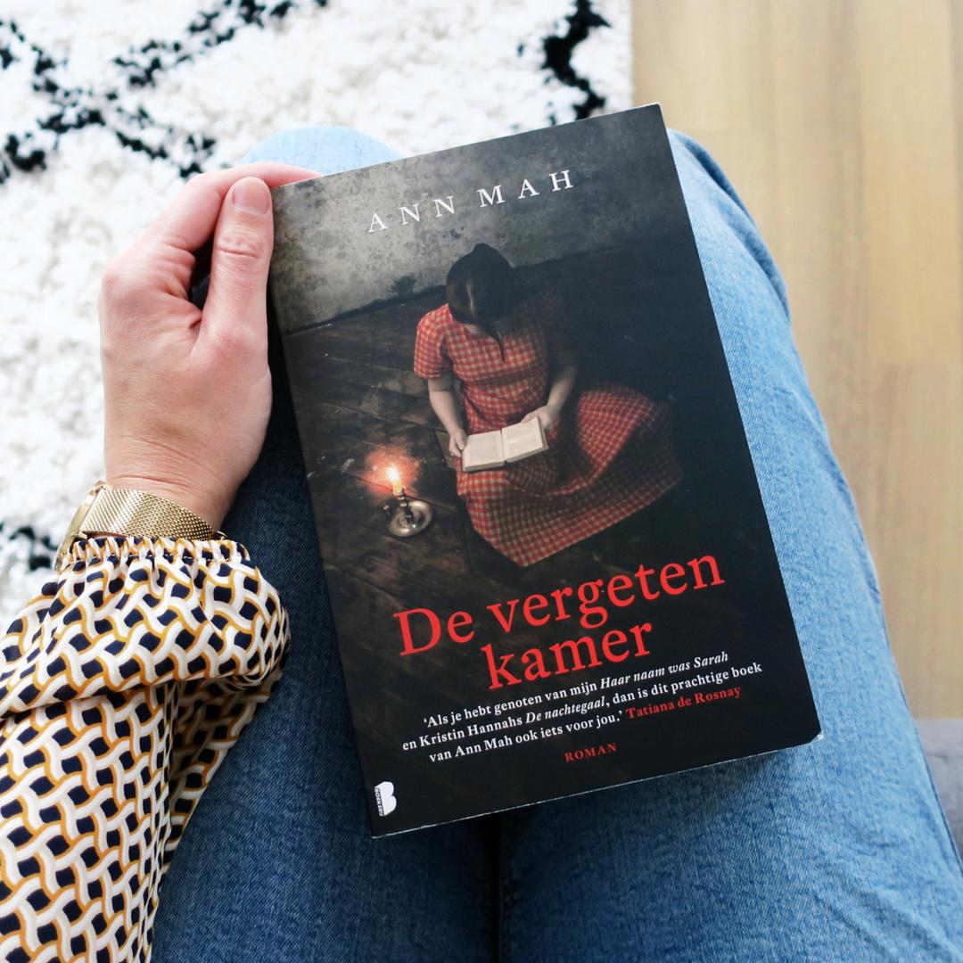 Boekrecensie: Ann Mah - De vergeten kamer