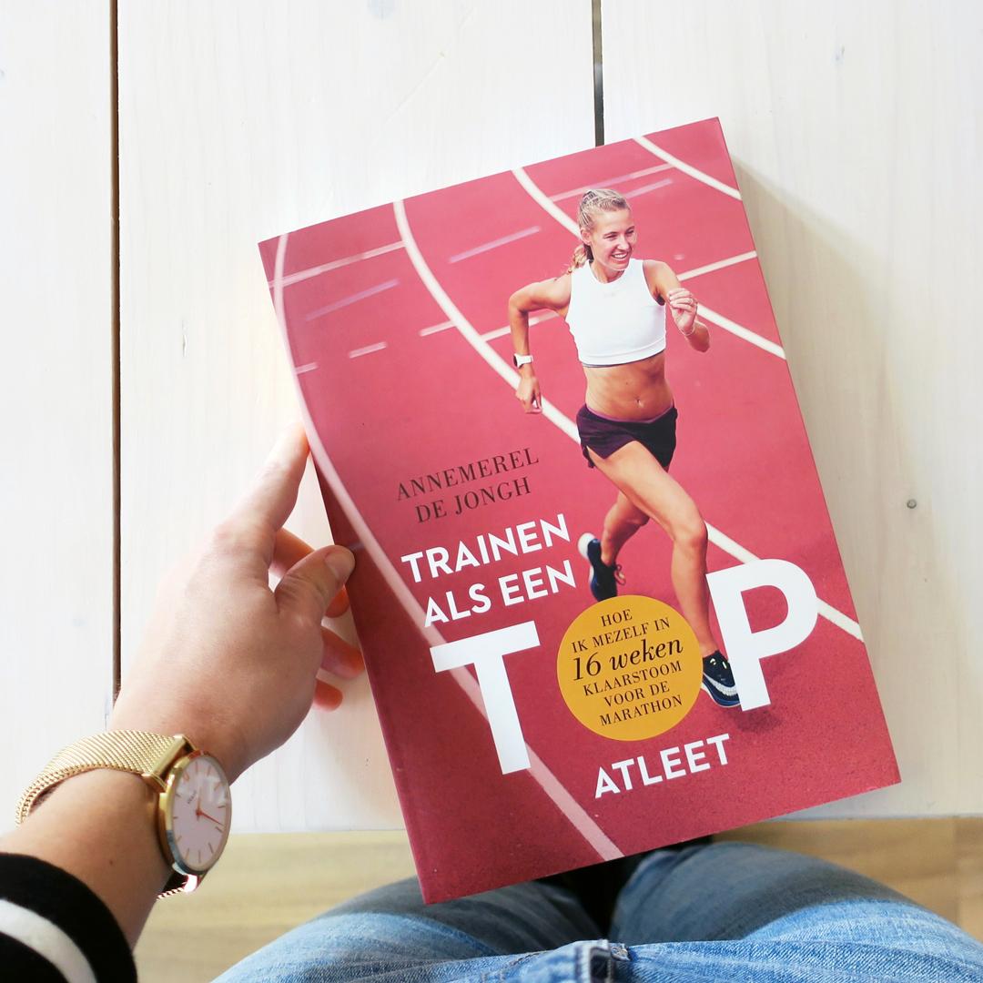 Boekrecensie: Annemerel de Jongh - Trainen als een topatleet