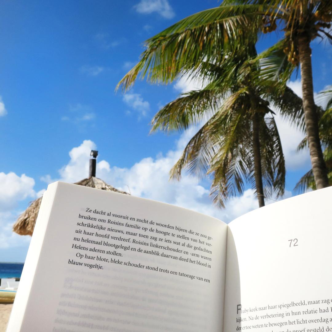 9x boeken om in vakantiestemming te komen (Bonaire)