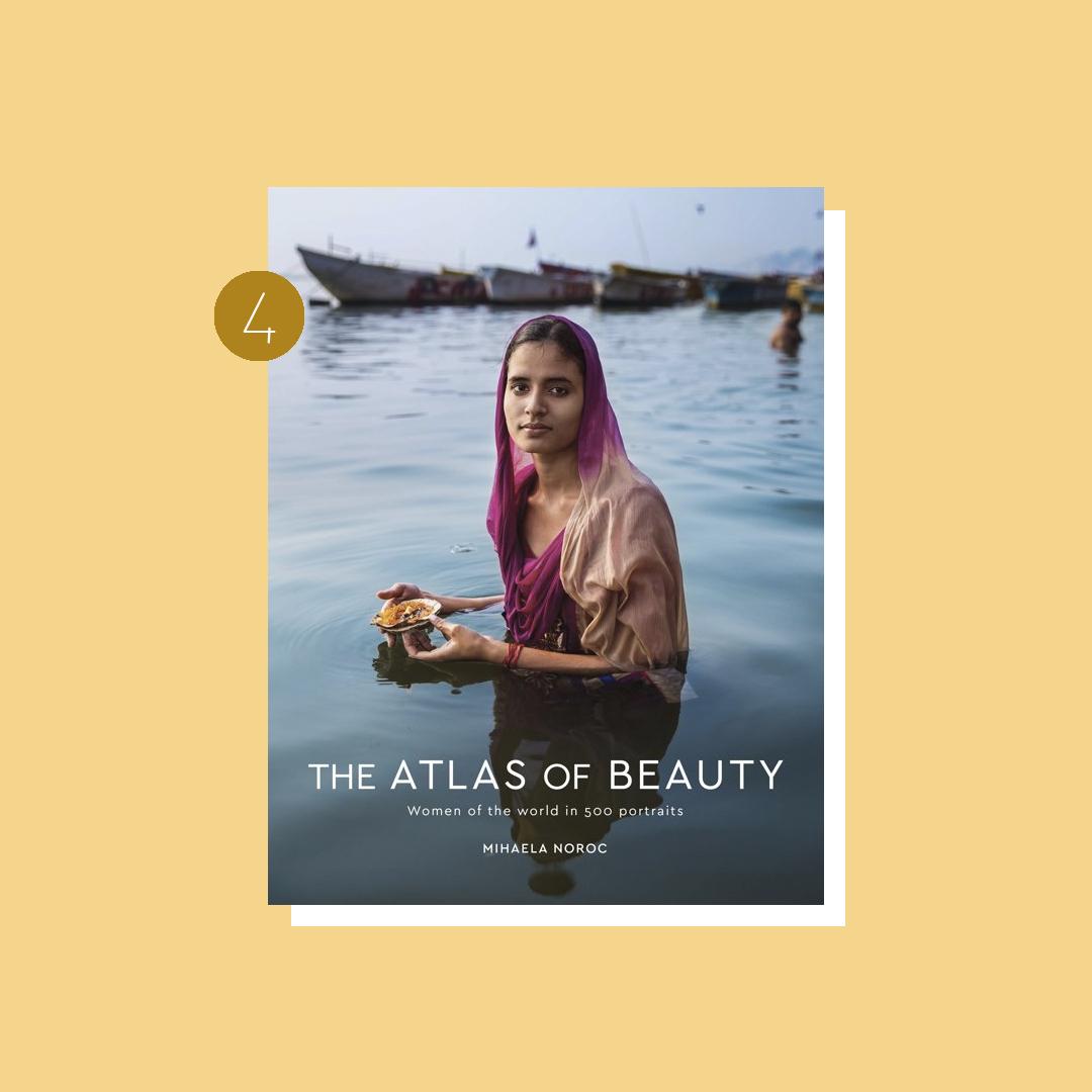 9x boeken om in vakantiestemming te komen: Mihaela Noroc – Atlas of Beauty