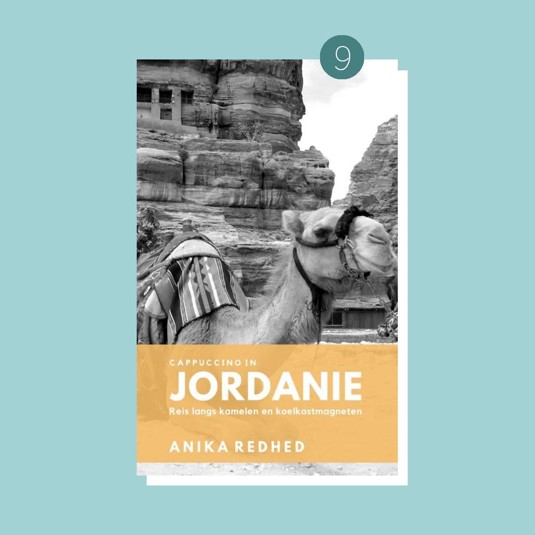 9x boeken om in vakantiestemming te komen: Anika Redhed – Cappuccino in Jordanië