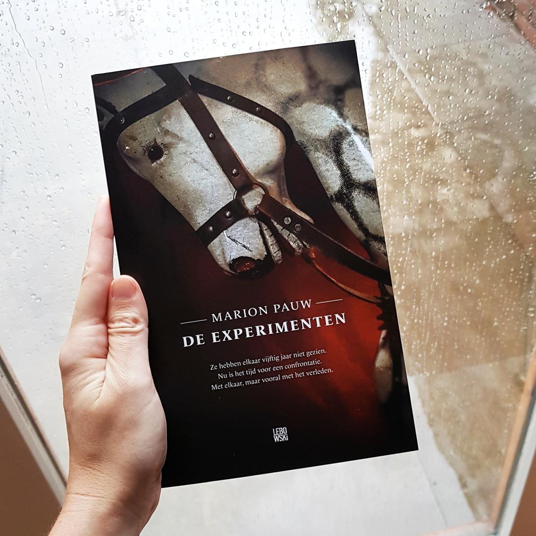 Boekrecensie: Marion Pauw - De experimenten
