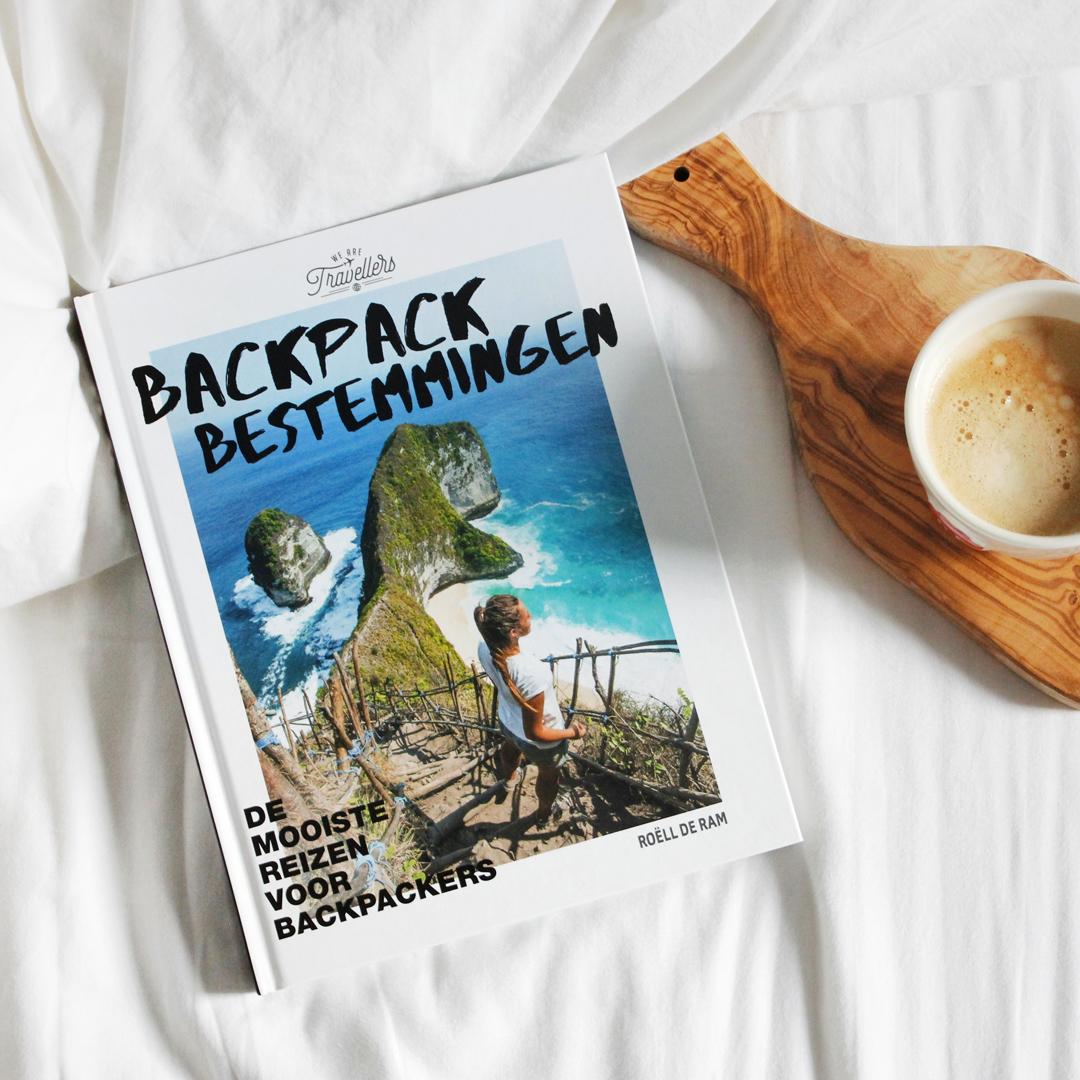 Boekrecensie: Roëll de Ram - Backpack bestemmingen