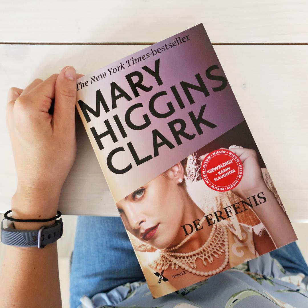 Boekrecensie: Mary Higgins Clark - De erfenis