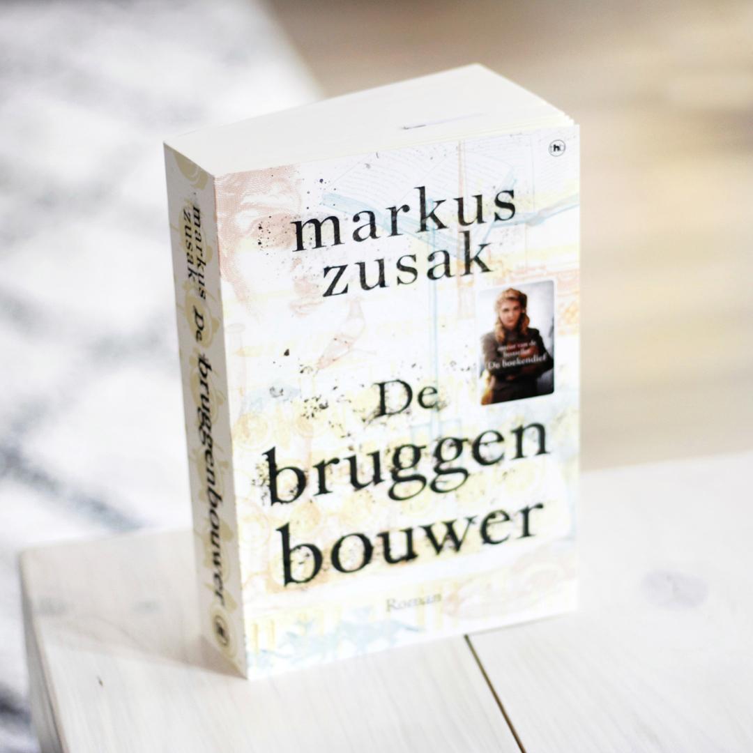 Boekrecensie: Markus Zusak - De bruggenbouwer