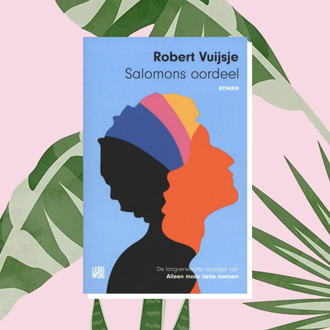 Vakantieboek: Robert Vuijsje - Salomons oordeel