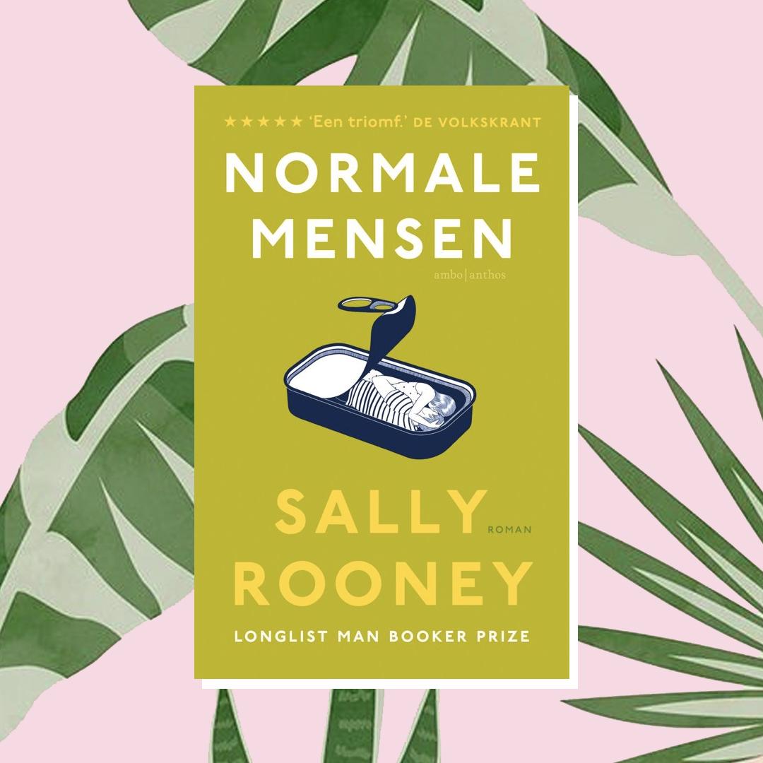 Vakantieboek: Sally Rooney - Normale mensen