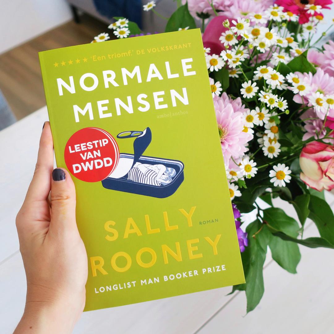 Boekrecensie: Sally Rooney - Normale mensen