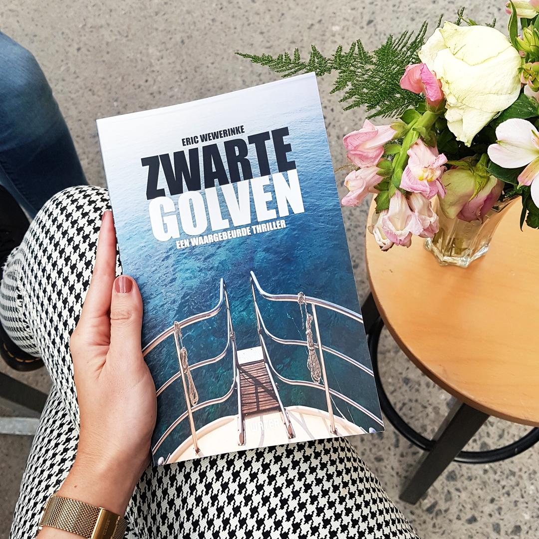 Boekrecensie: Eric Wewerinke - Zwarte golven