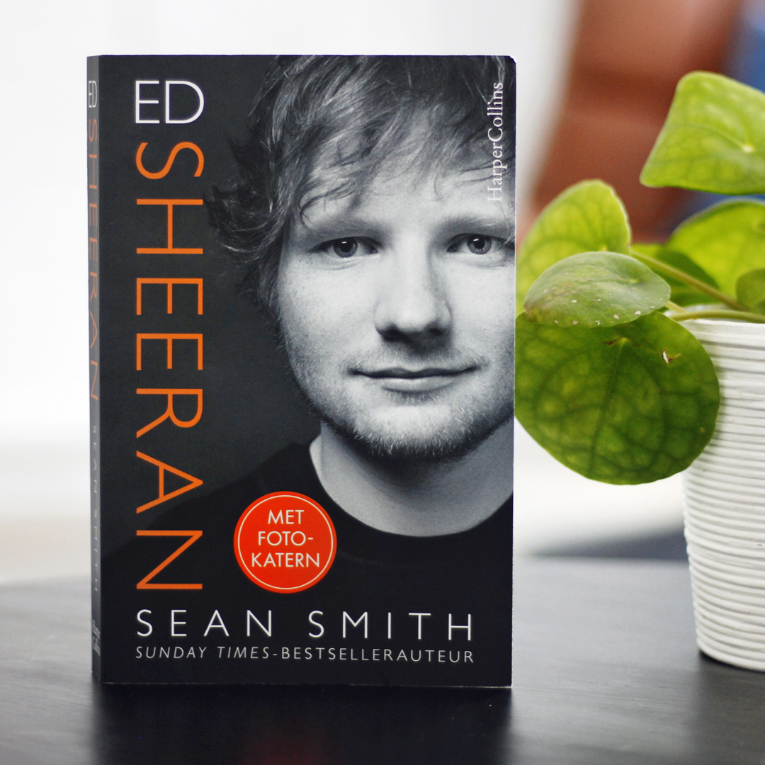 Boekrecensie: Sean Smith - Ed Sheeran