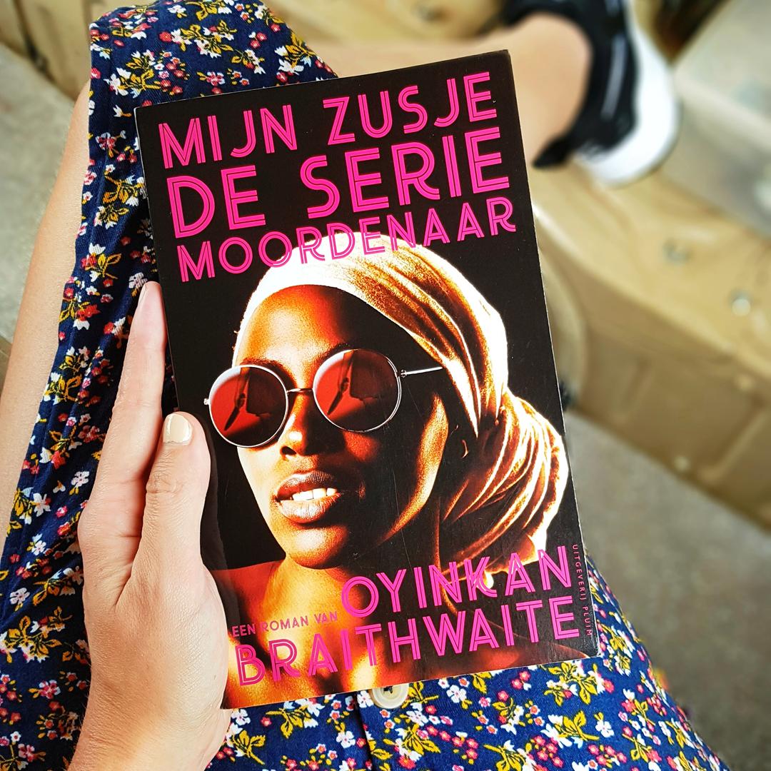 Boekrecensie: Oyinkan Braithwaite - Mijn zusje de seriemoordenaar