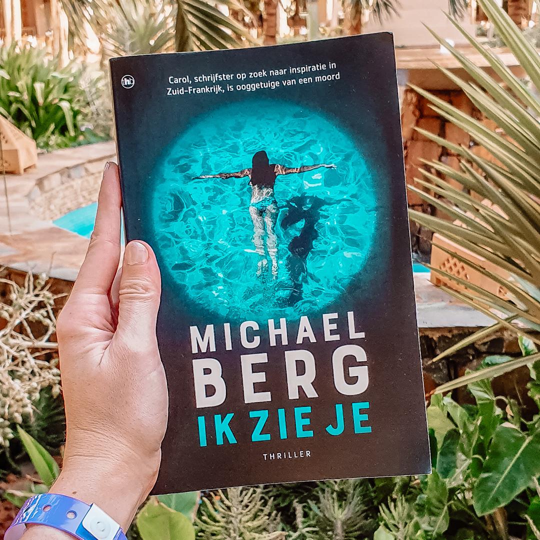 Boekrecensie: Michael Berg - Ik zie je