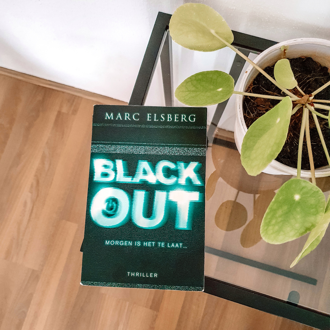 Boekrecensie: Marc Elsberg - Black-out