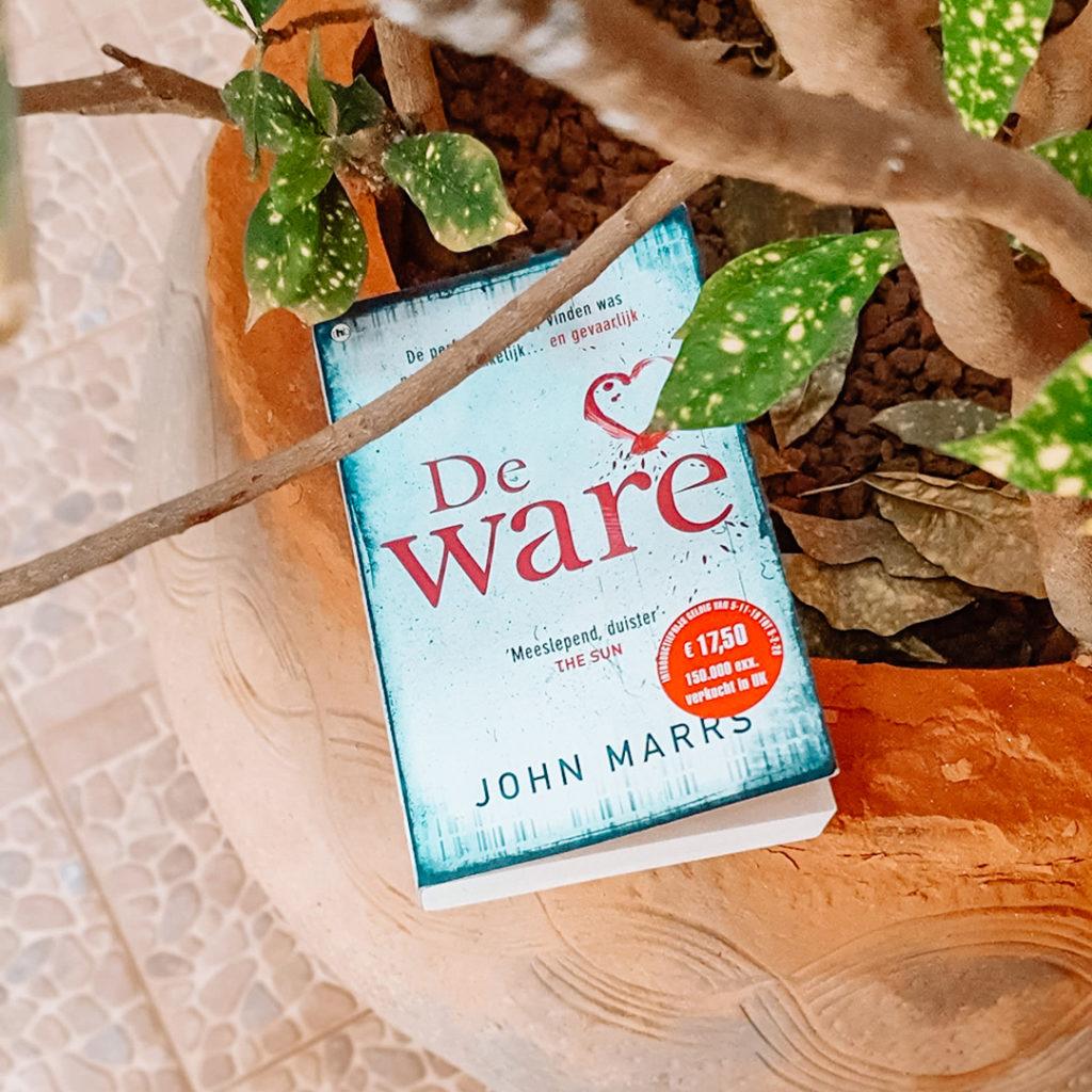 Boekrecensie: John Marrs - De ware