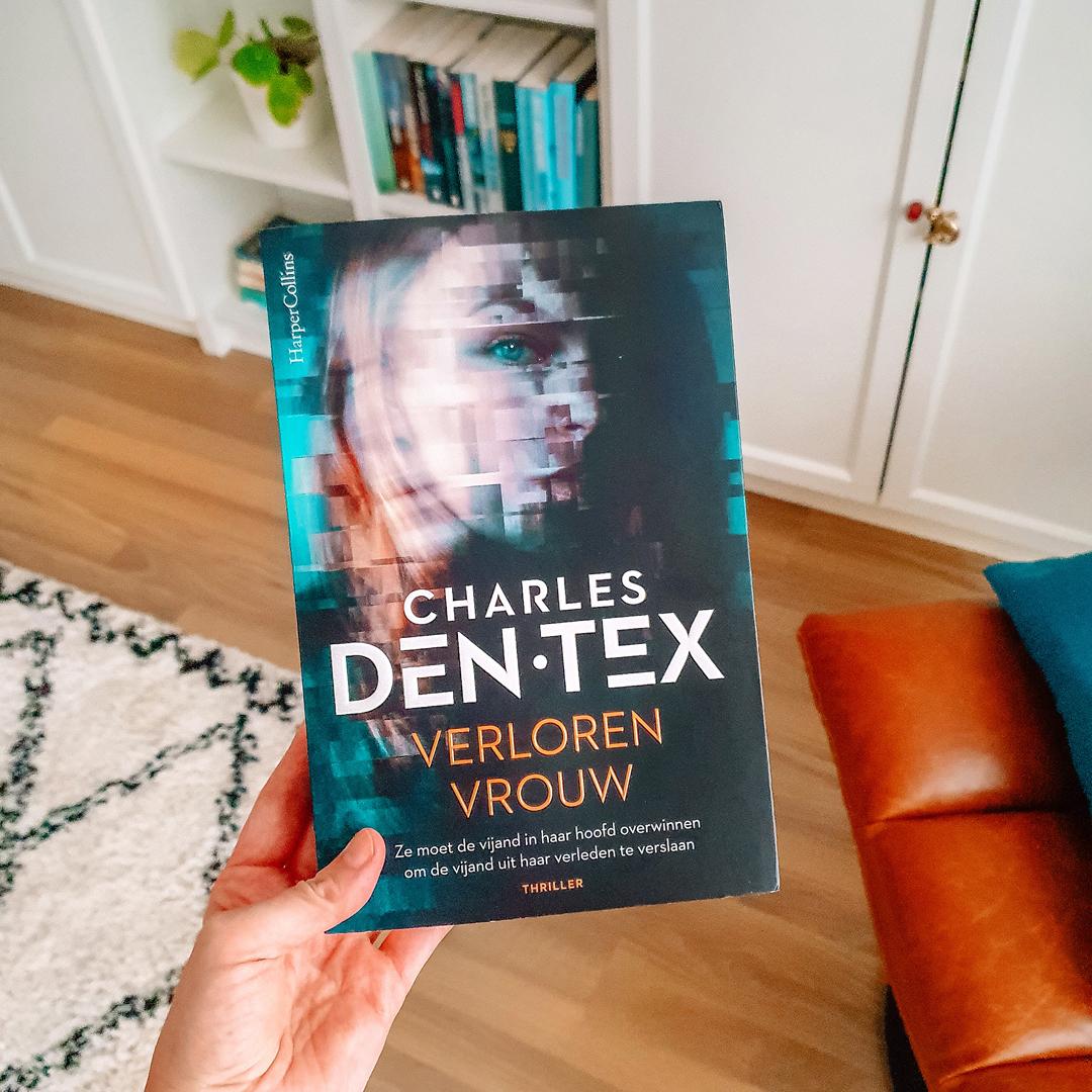 Boekrecensie: Charles den Tex - Verloren vrouw