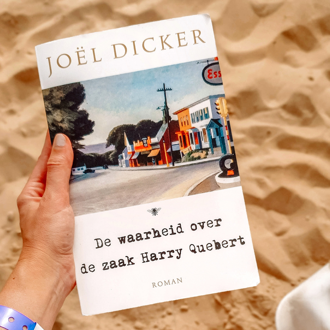 Boekrecensie: Joël Dicker - De waarheid over de zaak Harry Quebert