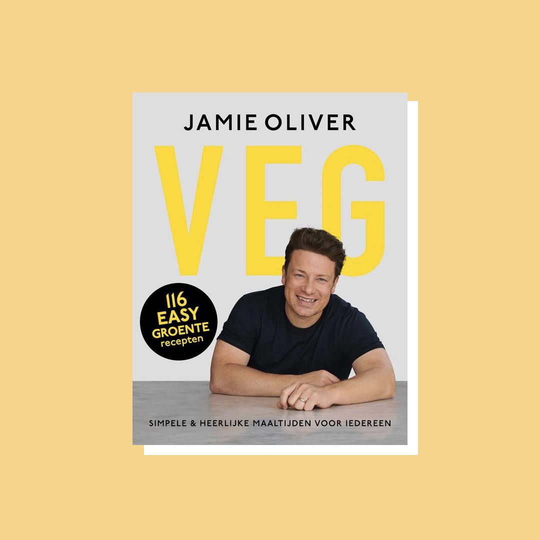 Cadeautip voor moederdag: Jamie Oliver - VEG