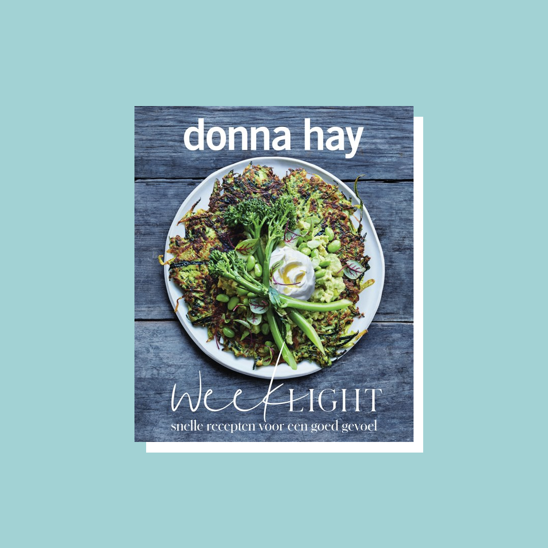 Cadeautip voor moederdag: Donna Hay - Week Light