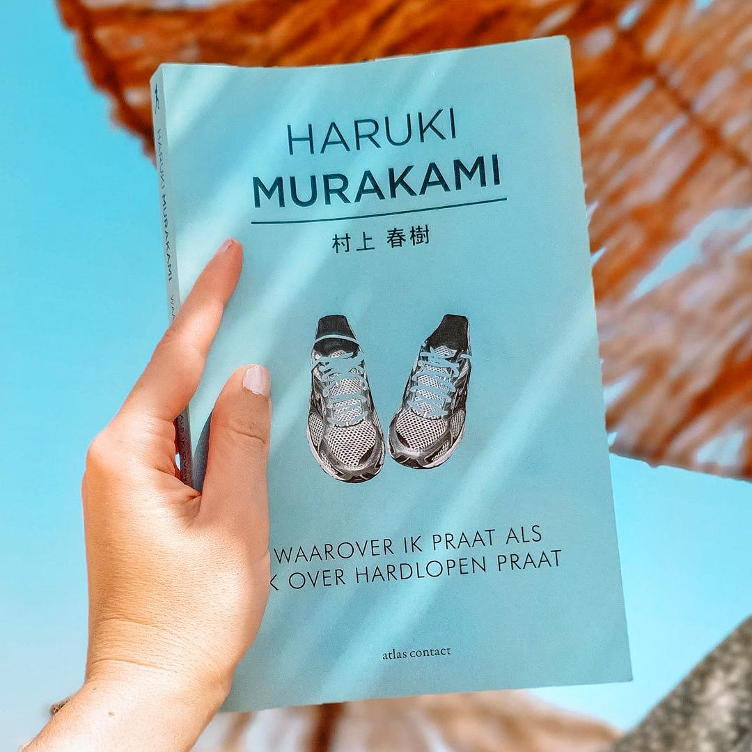 Boekrecensie: Haruki Murakami - Waarover ik praat als ik over hardlopen praat