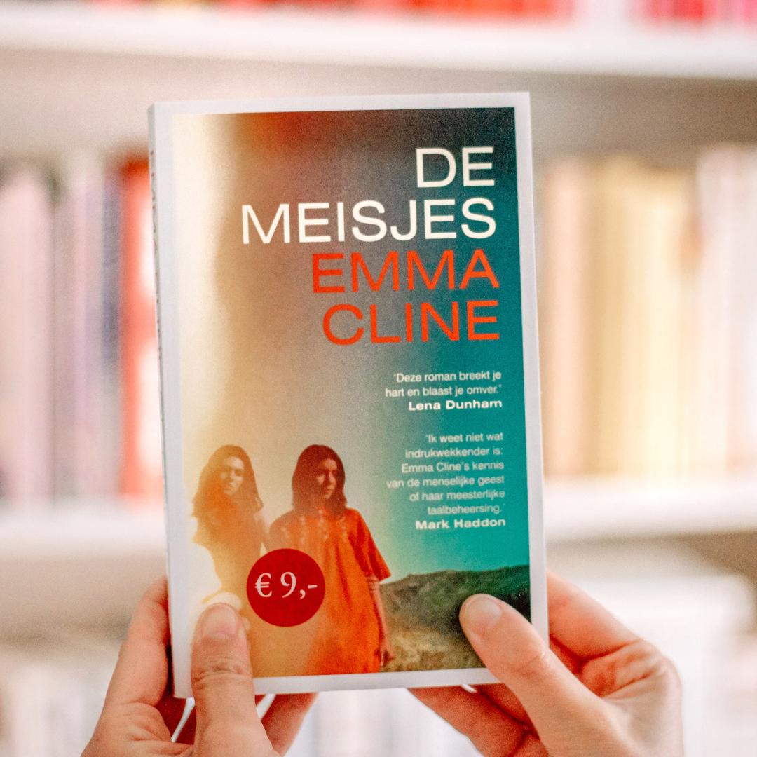 Boekrecensie: Emma Cline - De meisjes