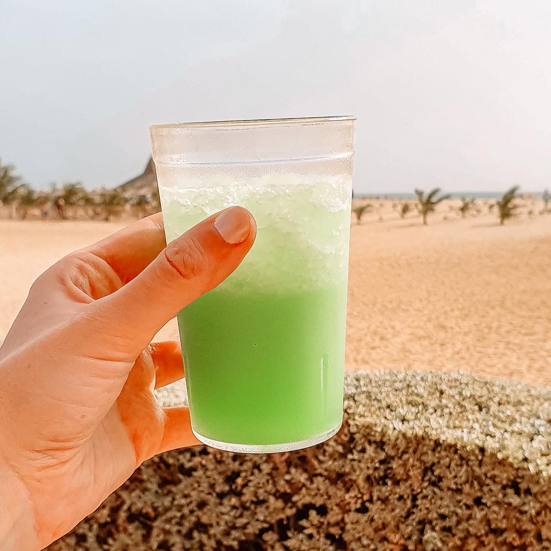 Kaapverdië: RIU Touareg, cocktail