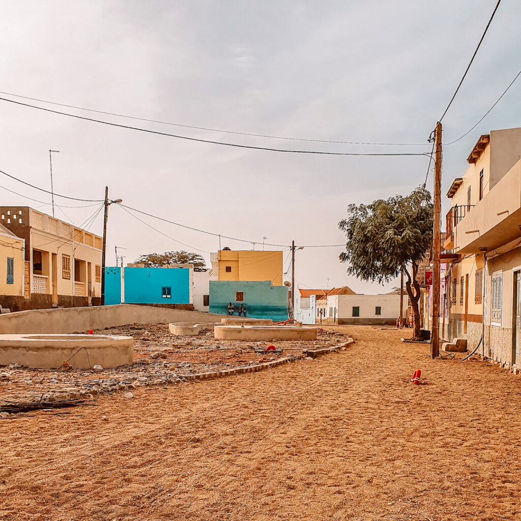 Quadtour, Boa Vista (stop in Rabil)