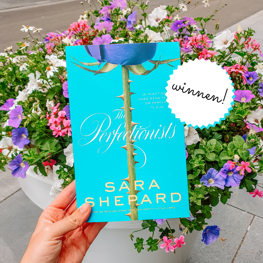 Winactie: Win het boek Sara Shepard - The Perfectionists