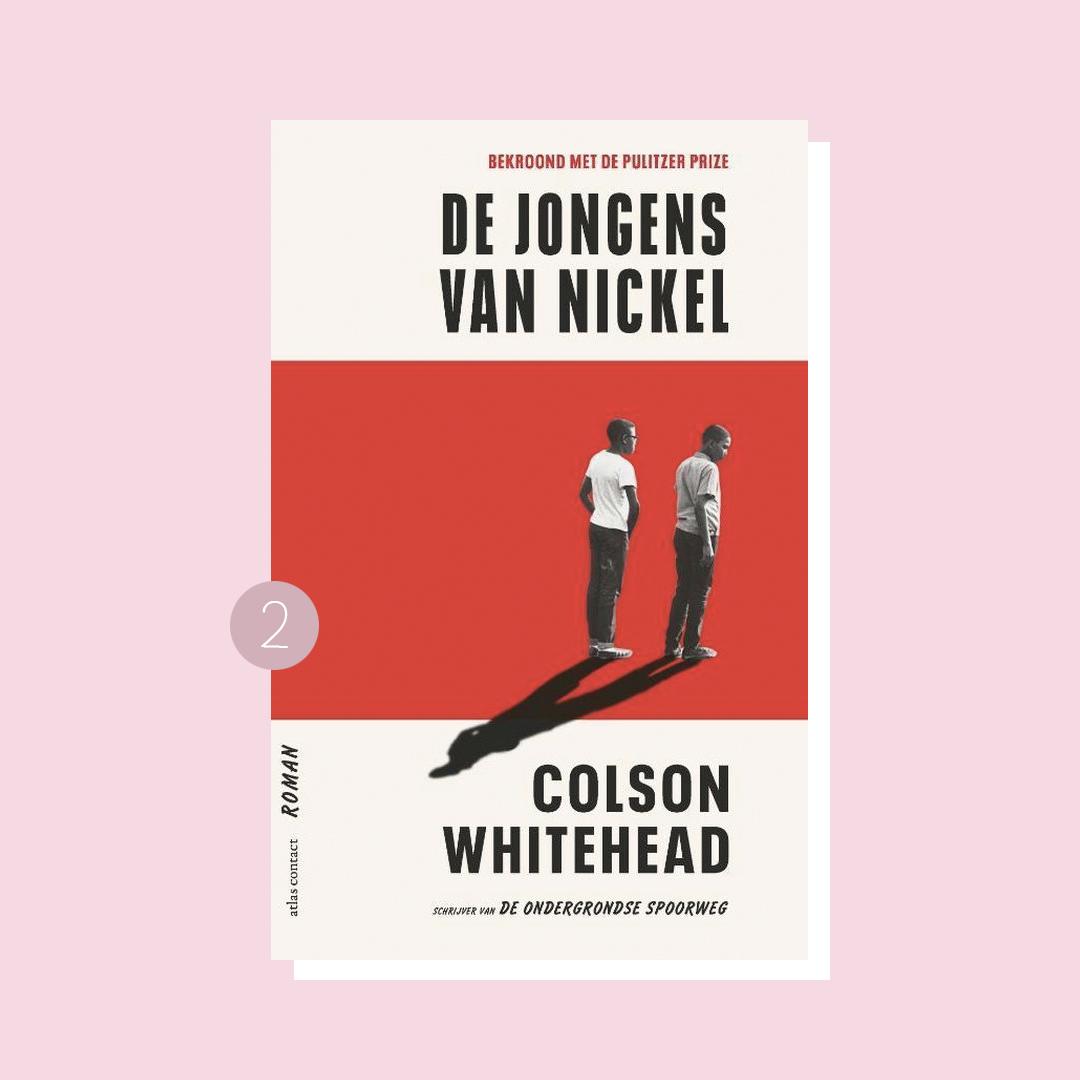 8x belangrijke boeken over racisme: Colson Whitehead – De jongens van Nickel
