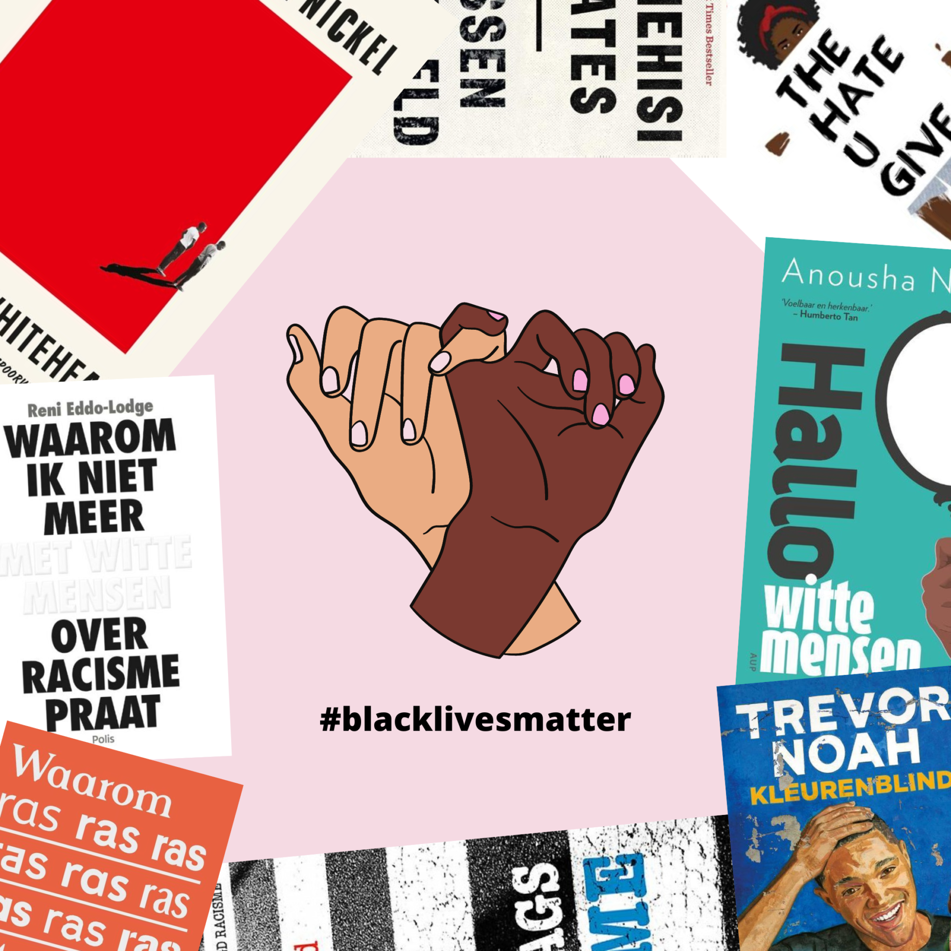 8x belangrijke boeken over racisme