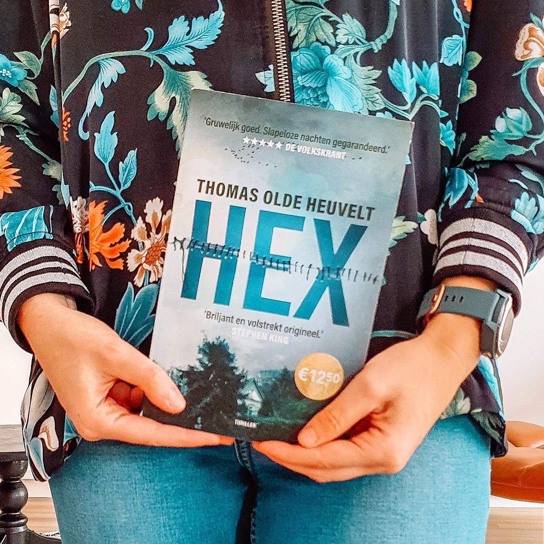 Boekrecensie: Thomas Olde Heuvelt - Hex