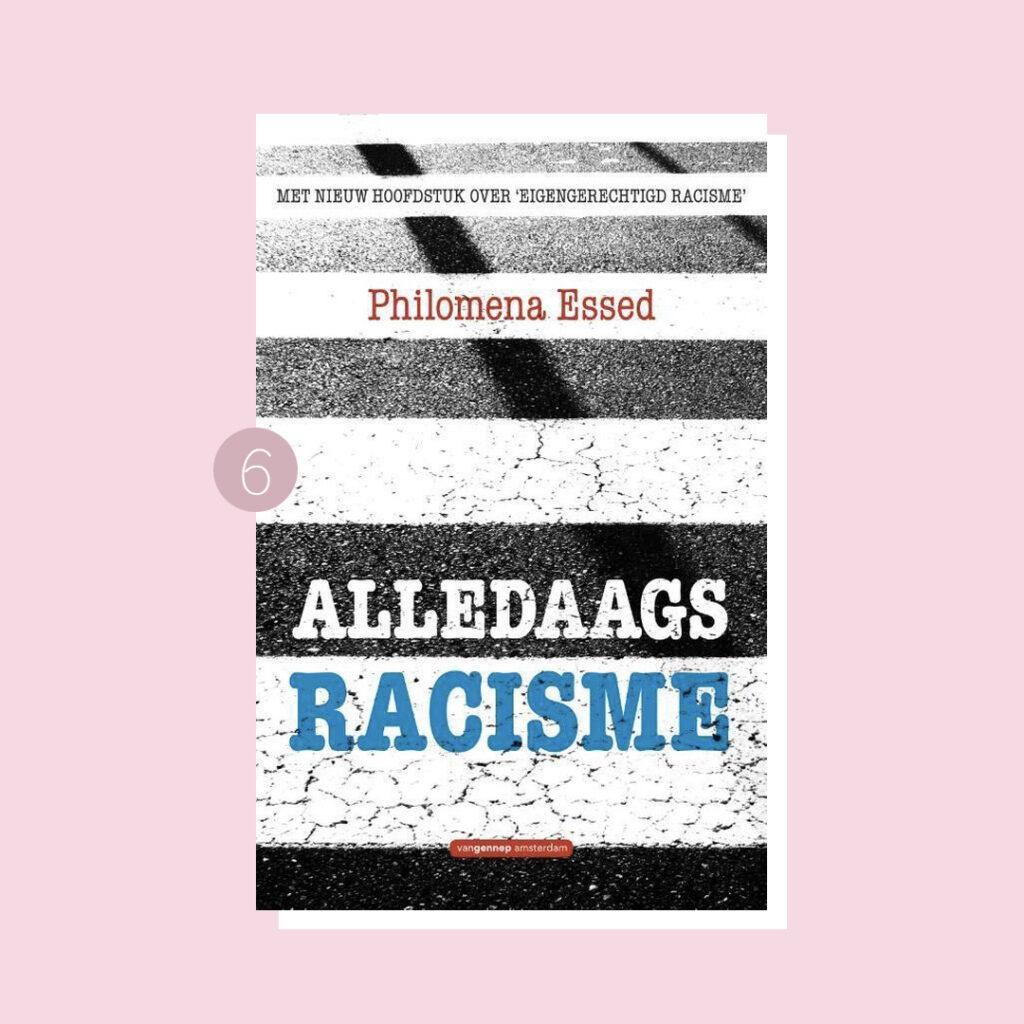 8x belangrijke boeken over racisme: Philomena Essed – Alledaags racisme