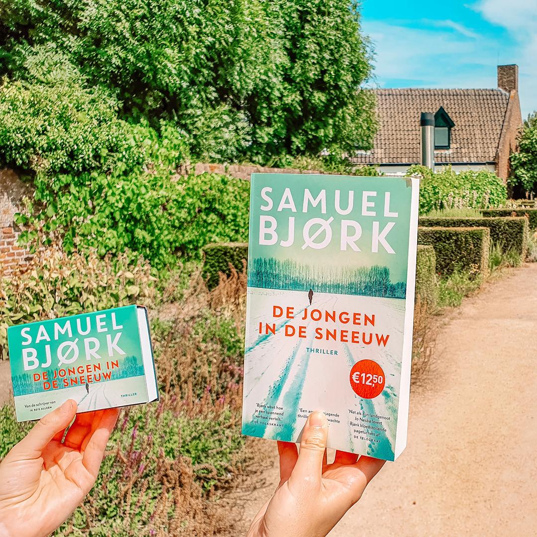 Boekrecensie: Samuel Bjørk - De jongen in de sneeuw