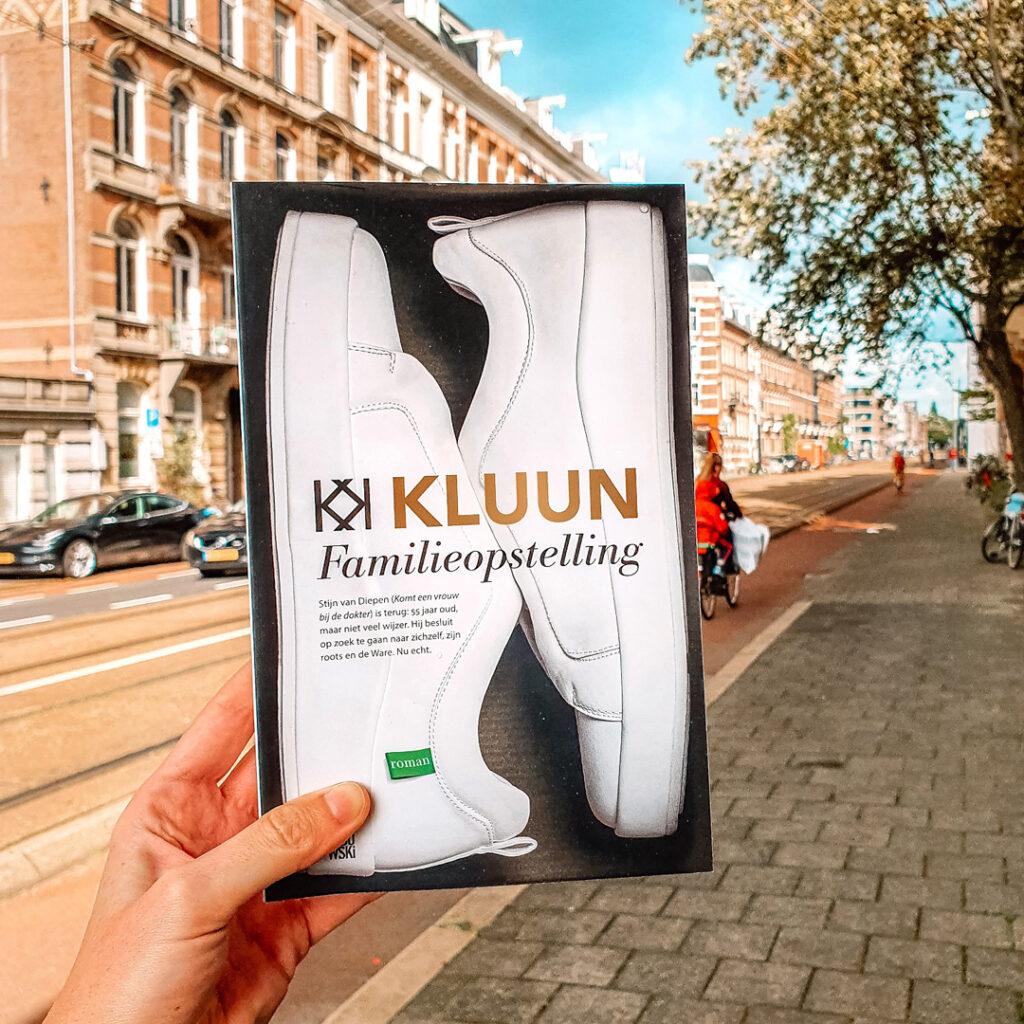 Boekrecensie: Kluun - Familieopstelling