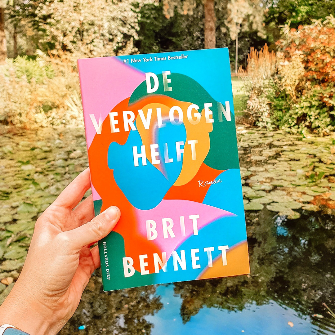 Boekrecensie: Brit Bennett - De vervlogen helft
