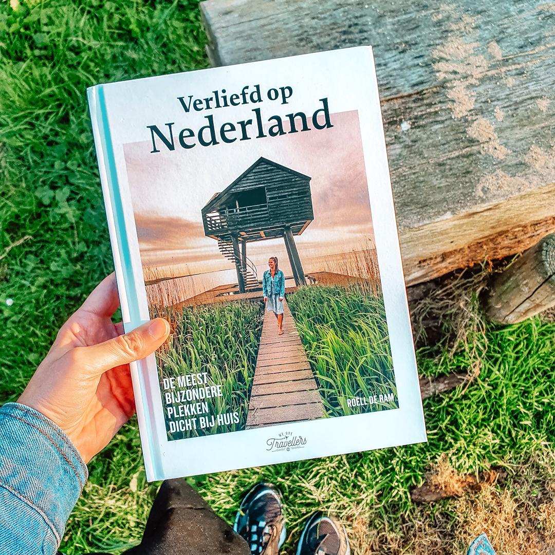 Boekrecensie: Roëll de Ram - Verliefd op Nederland