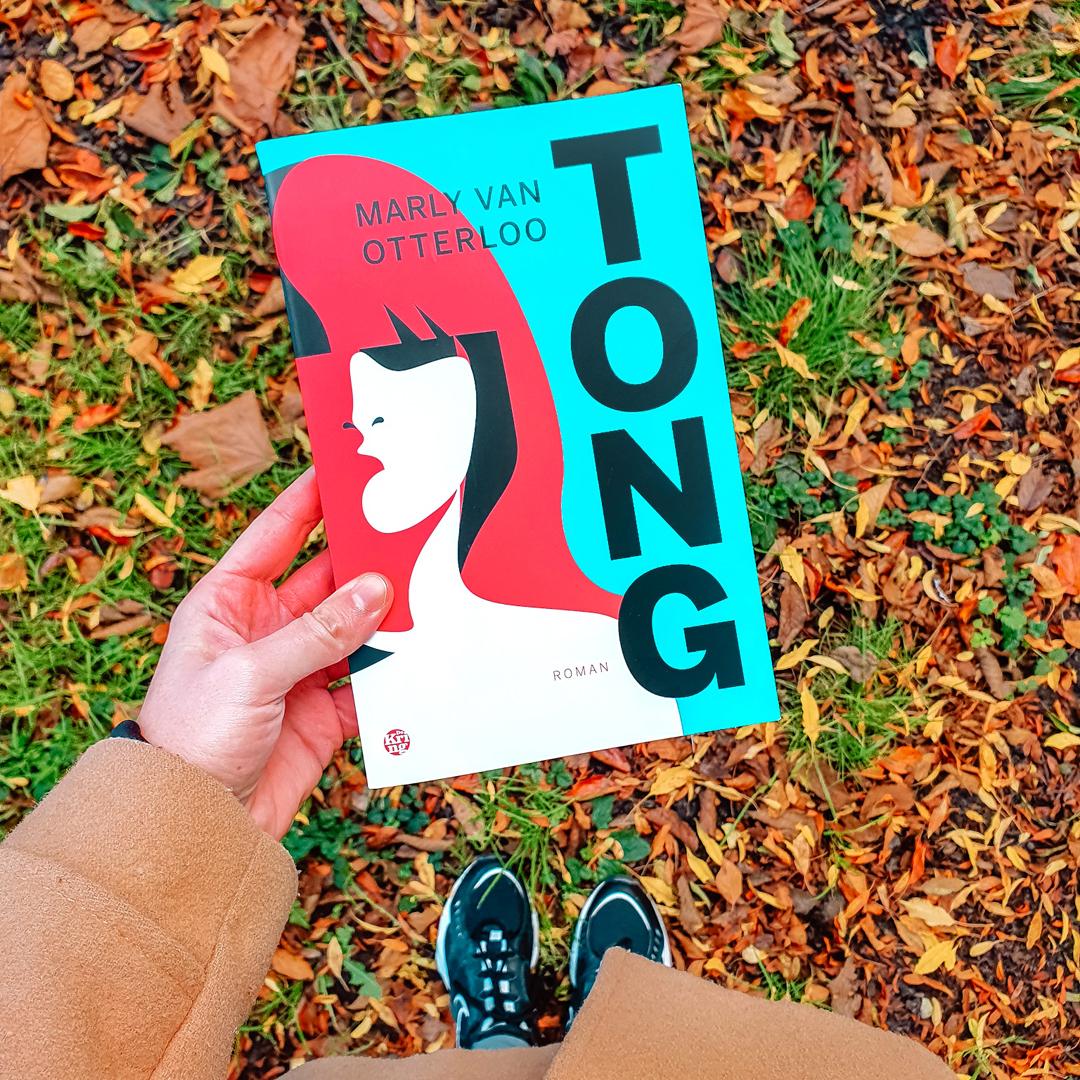 Boekrecensie: Marly van Otterloo - Tong