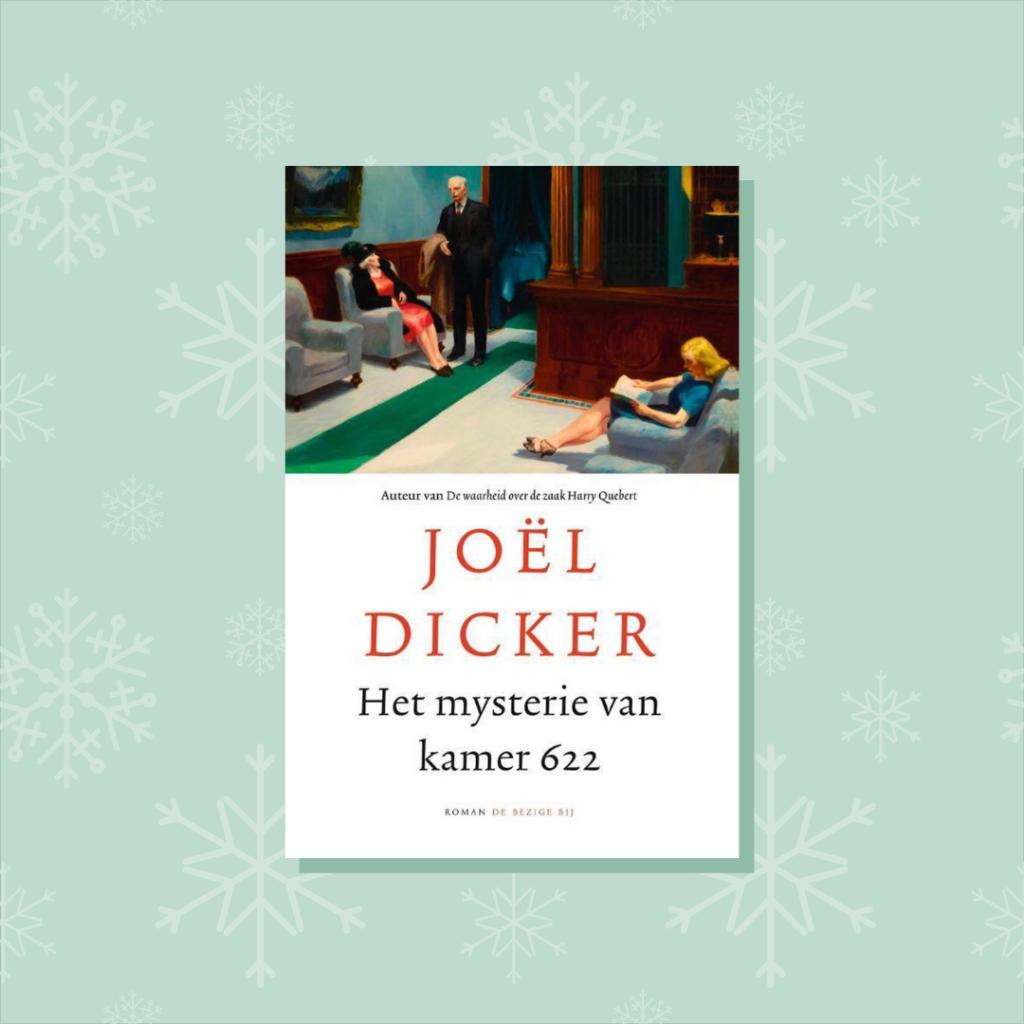 Favoriete boeken van 2020: Joël Dicker - Het mysterie van kamer 622