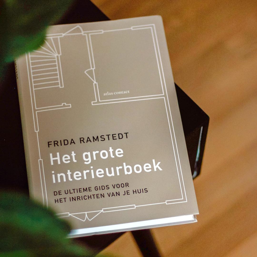 Boekrecensie: Frida Ramstedt - Het grote interieurboek