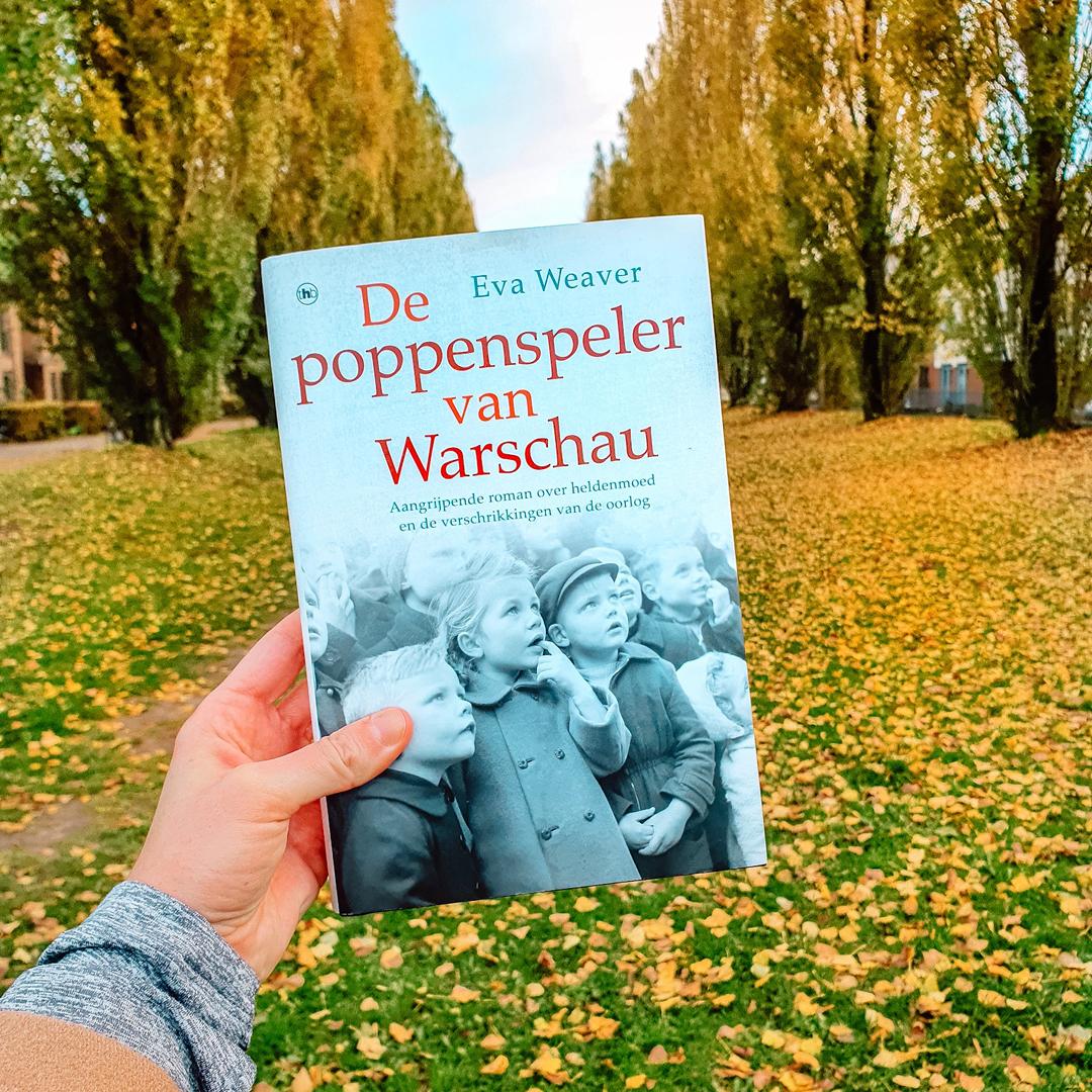 Boekrecensie: Eva Weaver - De poppenspeler van Warschau