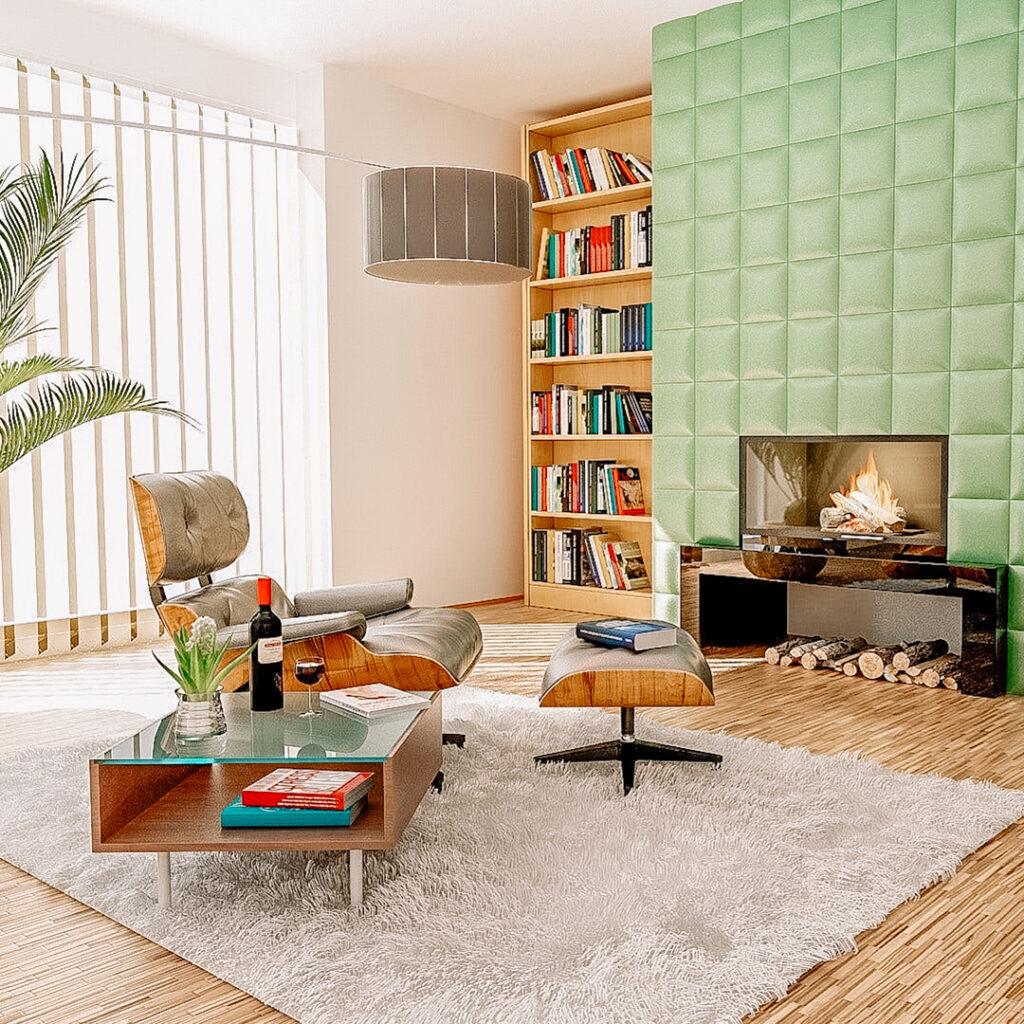 Een bijzondere boekenkast in je interieur