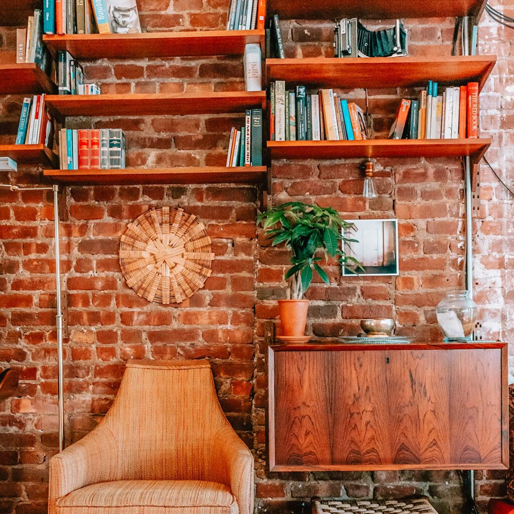 10x inspiratie voor een boekenkast in de woonkamer