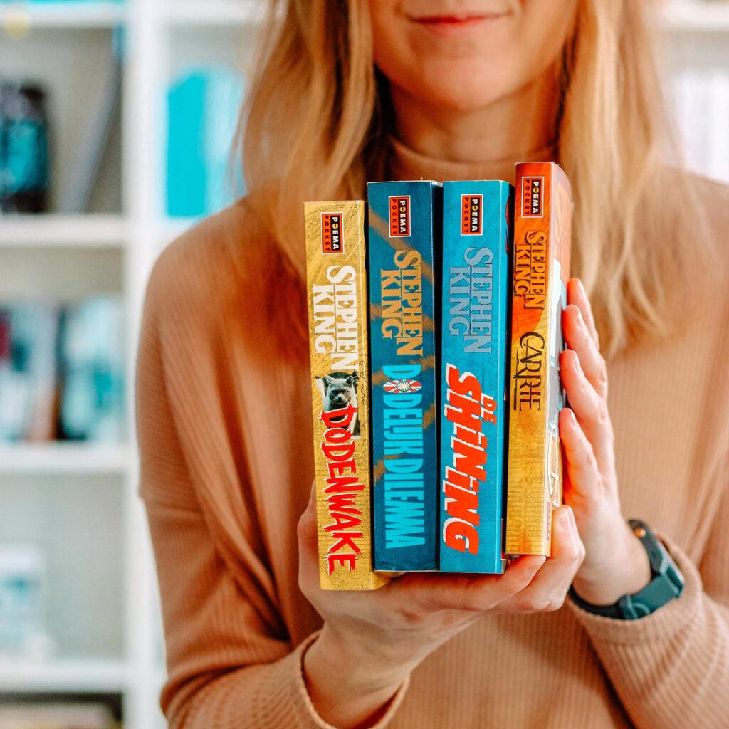 De boeken van Stephen King: waar moet je beginnen?