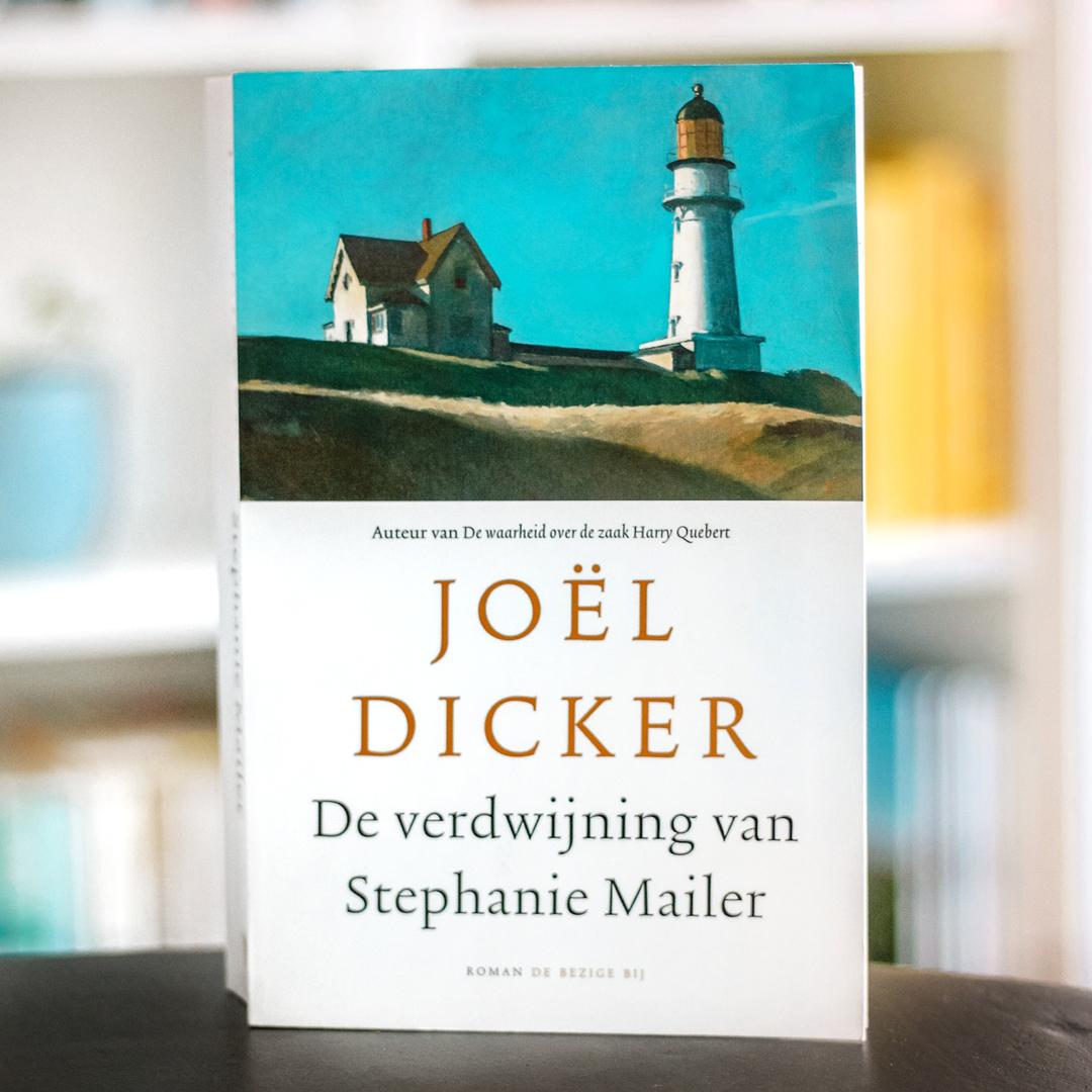 Boekrecensie: Joël Dicker - De verdwijning van Stephanie Mailer