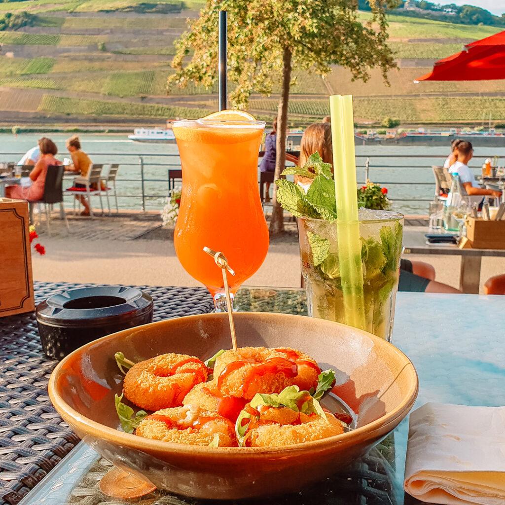 Bingen am Rhein, Zollamt restaurant