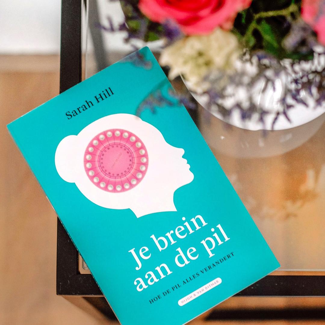 Boekrecensie: Sarah Hill - Je brein aan de pil