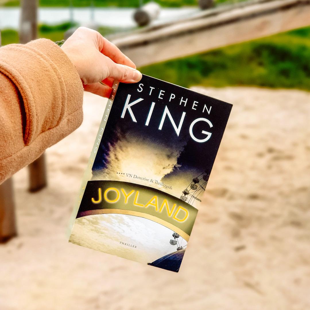 Boekrecensie: Stephen King - Joyland