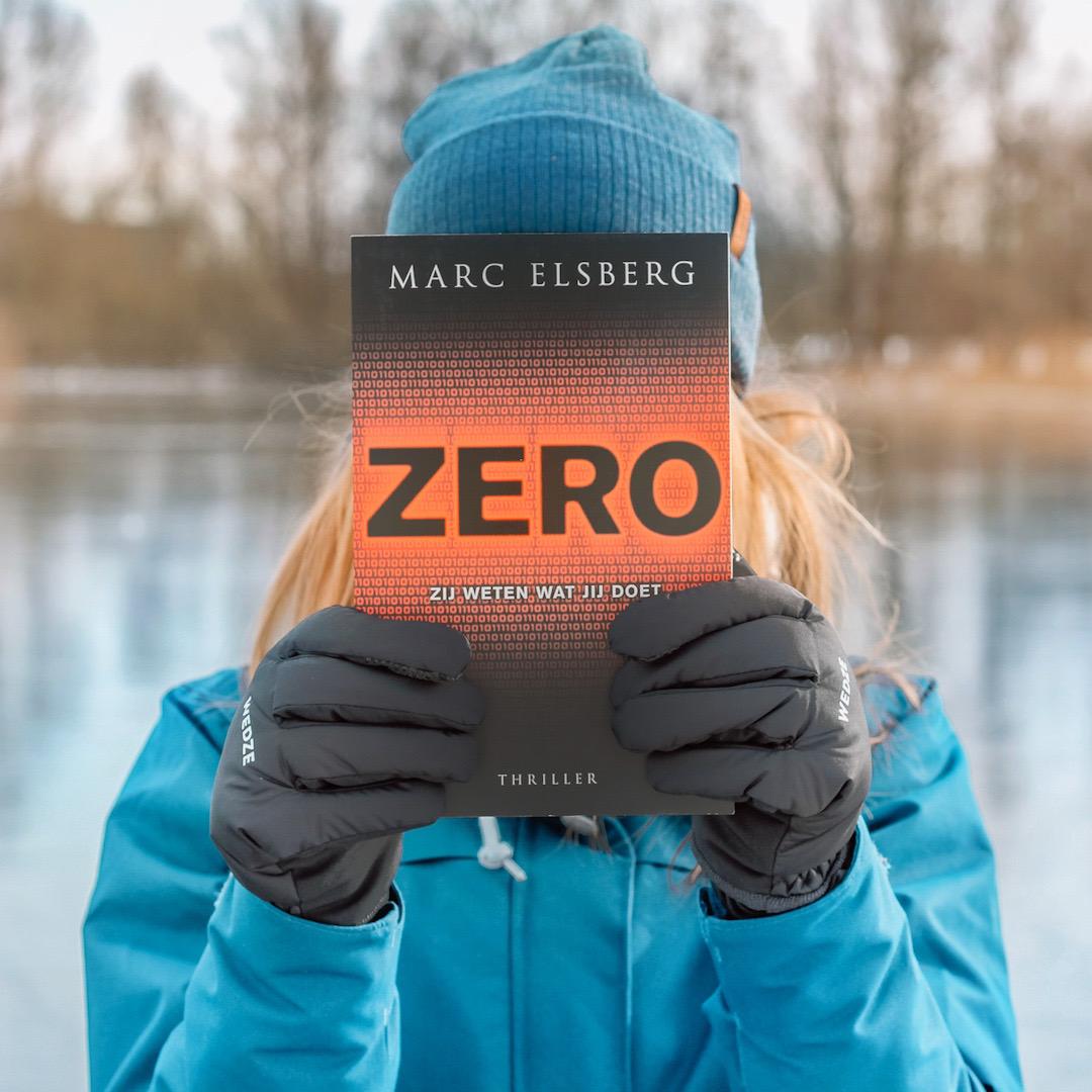 Boekrecensie: Marc Elsberg - Zero