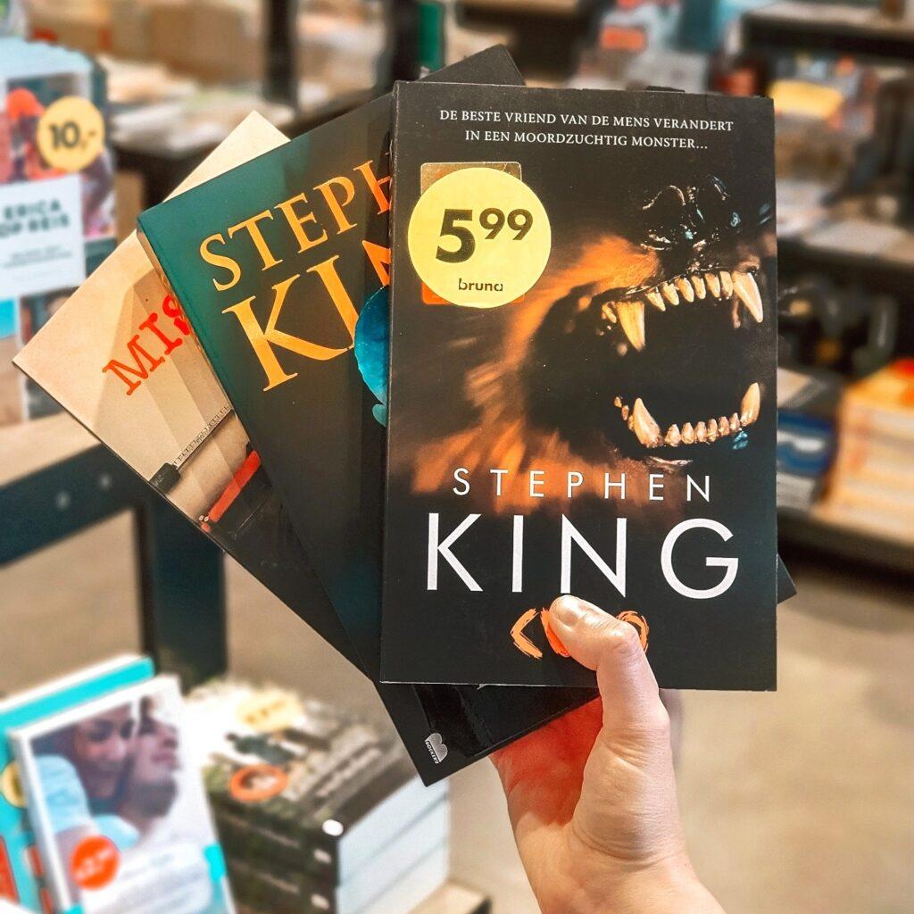 Boekrecensie: Stephen King – Later