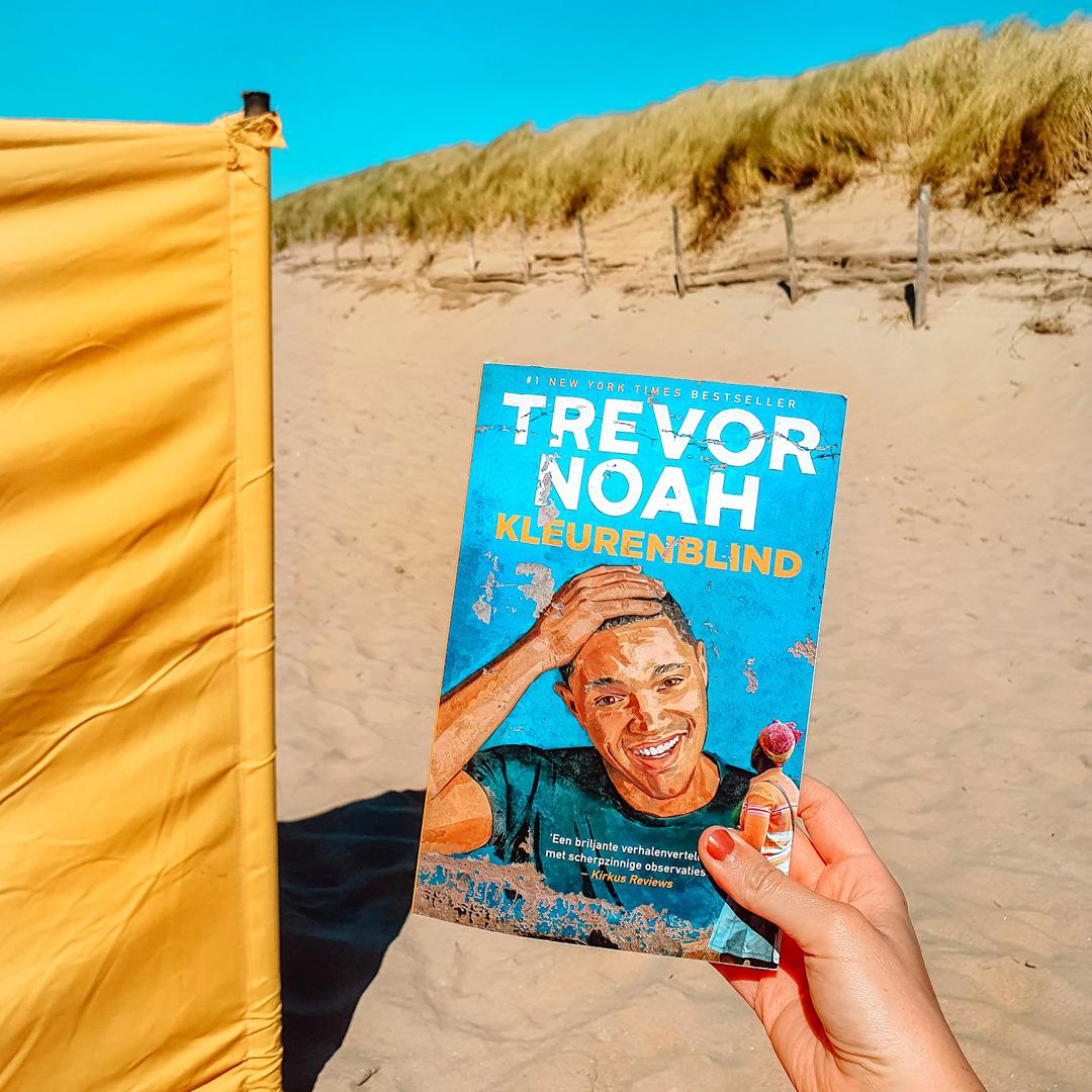 Boekrecensie: Trevor Noah - Kleurenblind